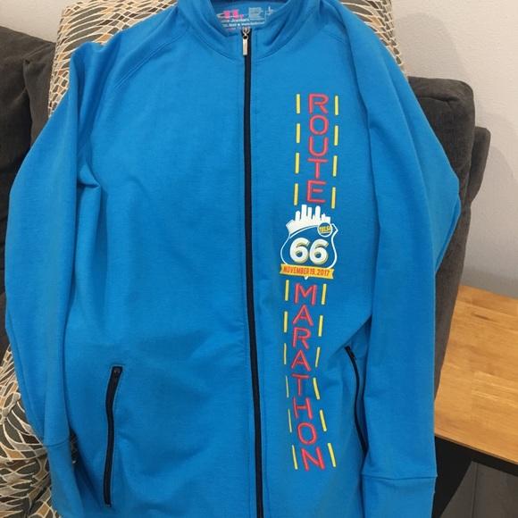 ac4b6fdf6cc2 leslie jordan Jackets   Blazers - Zip up jacket
